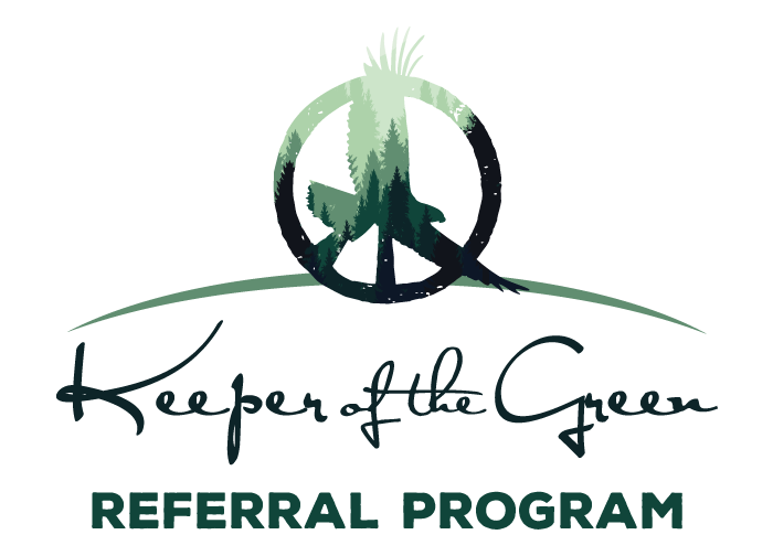 Keeper of the Green Referral Program